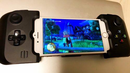 iPhone6でPS4リモートプレイ、R-PlayとGAMEVICE